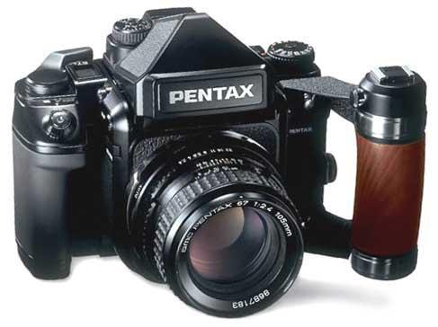 http://www.photoethnography.com/ClassicCameras/images/AsahiPentax/Pentax67/Pentax67ii-CameraHandGrip.jpg