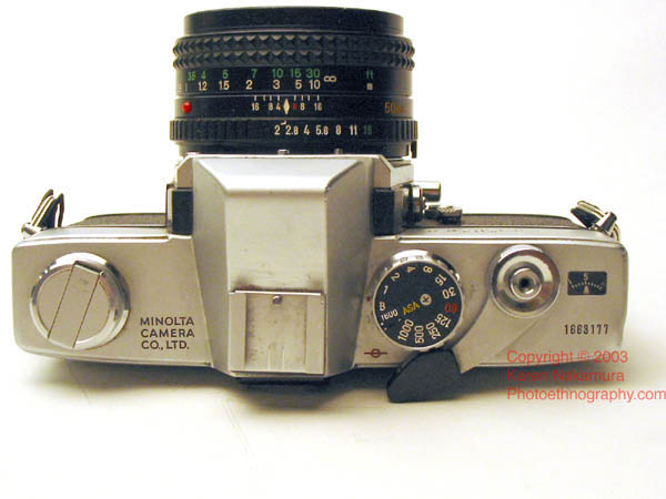 Minolta SRT 101/20 - Photoethnography.com's Classic Camera DB